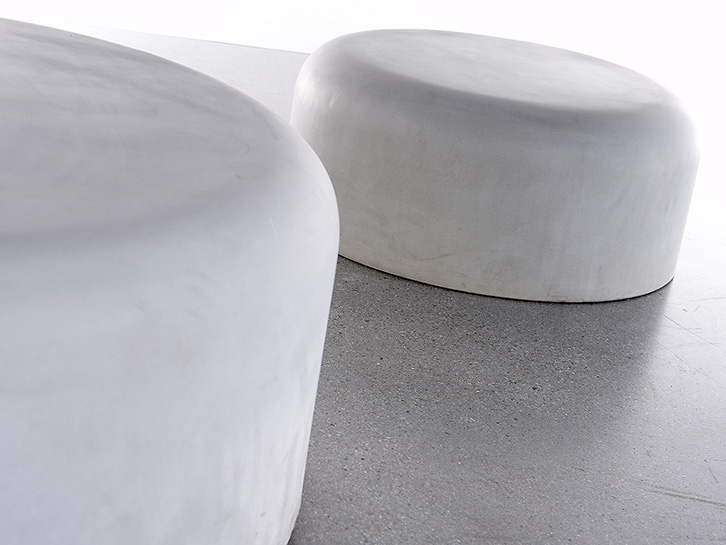 Bubbly Design Co: Concrete Bubble Seating Design